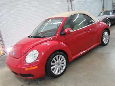 Volkswagen New Beetle Convertible  $9,500 includes SHIPPING! 55,000 miles NONSMOKER absoultely near perfect! wow!