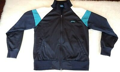 6fc09042bb7 80s Track Jacket Slazenger Jimmy Connors Tennis Casuals Costume Halloween