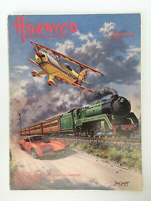Hobbyco Modellers Catalogue 15th Edition - Some pages missing