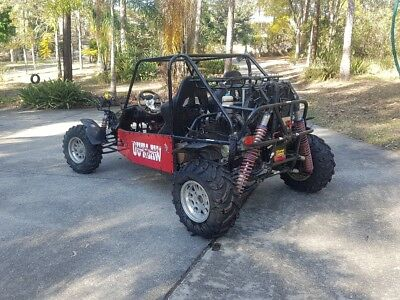 Extreme 2 seater Off Road Buggy