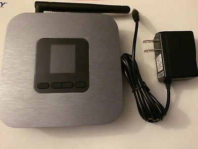 Sprint Phone Connect 3 Wireless Home Phone Device HUAF255SPC, Good Condition