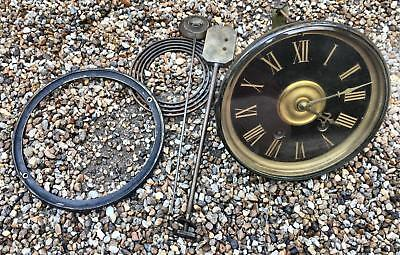 Large Daimeter Antique French Striking  Clock Movement Complete