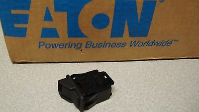 Lot of 10 EATON 8971K1554 ON/OFF Black Rocker Switches 10 terminal connection