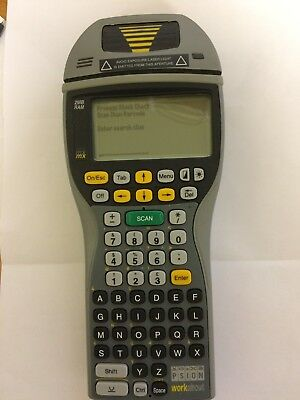 Psion Workabout MX 2MB RAM with Laser Scanner