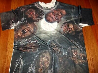 NEW /NO TAGS THE WALKING DEAD GRAPHIC  T-Shirt  size  LG