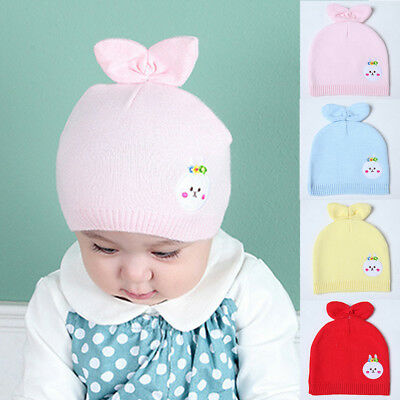USA Autumn Baby Hat Cotton beanie Cap Toddler Infant Boy Girl Knitted Hats Cute