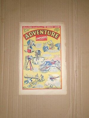 Adventure issue 1021 dated May 24 1941