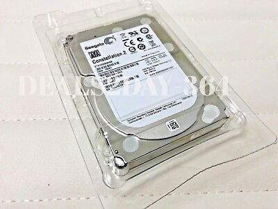 Seagate ST91000640NS 1TB 7.2K SATA 6Gb/s 2.5in Hard Drive