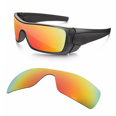 Polarized Replacement Lenses For-Oakley Batwolf Sunglasses 100% UV  Protection 0d6a073a9a46
