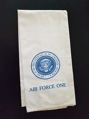 Air Force One Pillow Case With Presidential Seal ?President Nixon 20 X 12 3/4""
