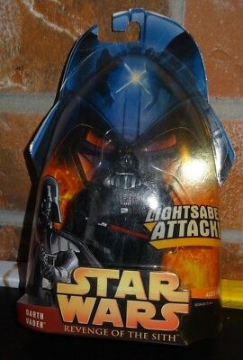 Disney STAR WARS DARTH VADER Revenge of the Sith Action Figure Toy Hasbro 2005