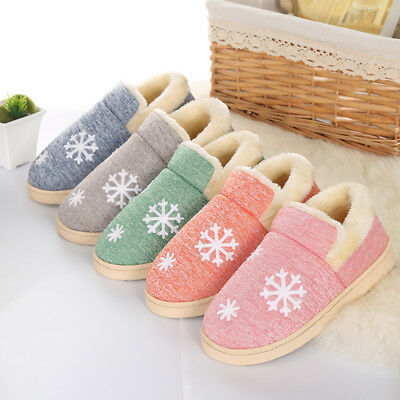 Cotton Lovers Slippers New Fashion Indoor Plush Shoes Warm Shoes 1 Pair