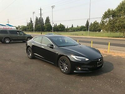 2017 Tesla Model S  2017 Tesla Model S 75 Premium - Rebuilt Title