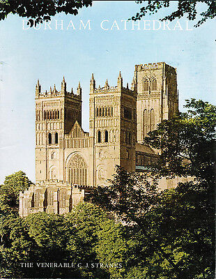 Pitkin Pictorials Durham Cathedral, Early Norman British Architecture Church