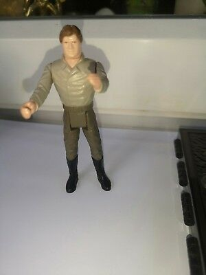 Star Wars Han Solo In Carbonite Poft Lfl 1984 Kenner Vintage Rar Original 100%