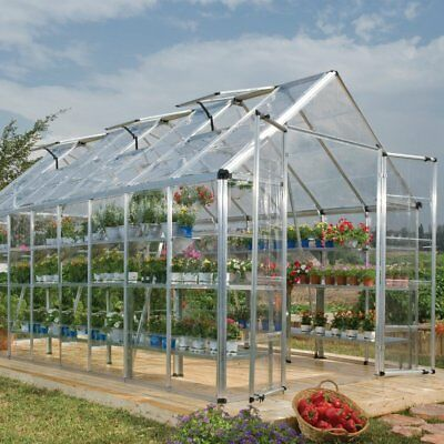 Palram Snap & Grow 8 x 16 ft. Greenhouse