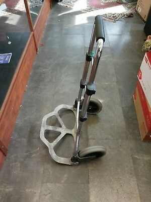 Foldable Dolly Cart Moving Hand Cart Collapsible