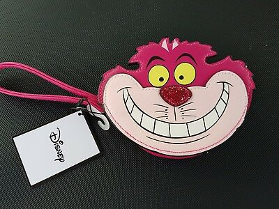 Disney Alice In Wonderland Purse Cheshire cat