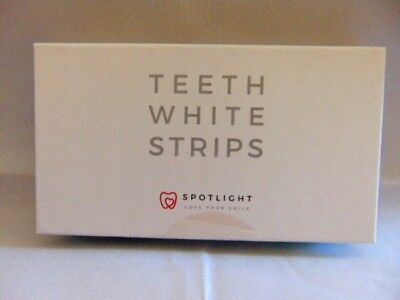 Spotlight Teeth White Strips - NEW & UNUSED - FREE DELIVERY!!