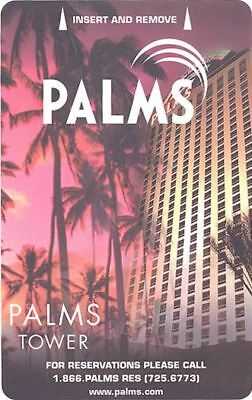 Las Vegas Palms Casino Palms Tower #7 - Room Key
