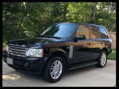 2009 Land Rover Range Rover HSE 2009 IMMACULATE Land Rover Range Rover HSE