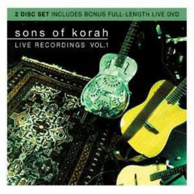 Sons Of Korah - Live Recordings Vol. 1 (2010) - Brand New, Still Sealed - Psalms