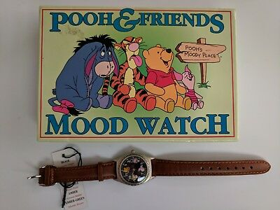 NWT Disney Watch Pooh and Friends Mood Watch