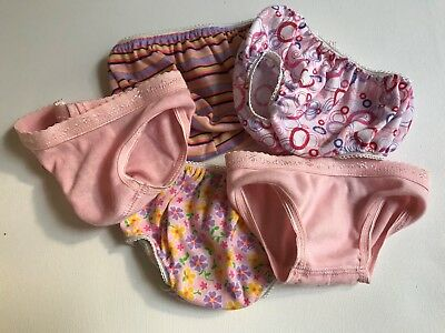 Build A Bear Clothes 5 Pairs of Bear Underwear.