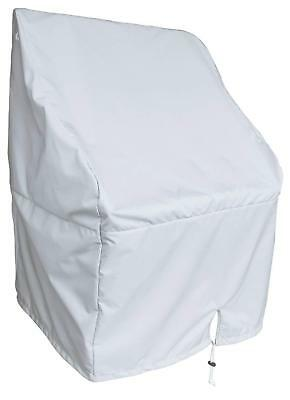 Waterproof Marine Pontoon Boat Center Console Cover Durable UV Mildew Protection