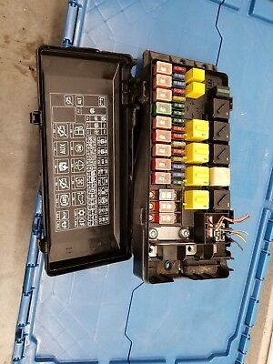 land rover discovery 2 under hood fuse box 99 00 01 02 03 04 fusebox w