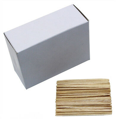 750pcs Disposable Flat Wooden Toothpicks Oral Care Clean Tooth Picks Sticks