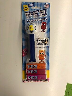 2017 Sweets and Snacks Candy Expo Pez Limited Edition, Rare!!!
