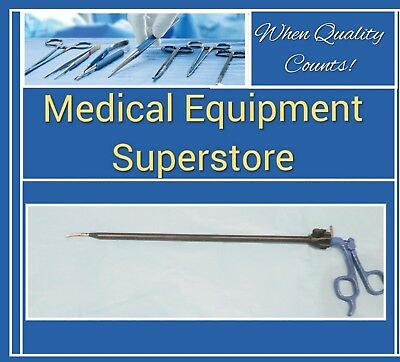 Snowden Pencer Laparoscopy Forceps Maryland Dissector 90-4008 10mm, 34cm. NICE!