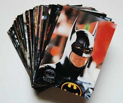 1992 Topps Stadium Club - Batman Returns - Complete Set of 100 Trading Cards