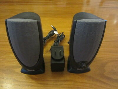 Dell / Samsung multimedia speakers for PC or stand alone