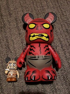 """Vinylmation Urban 8 Series Monster With Figure 9"""" and 3"""" Disney Limited Edition"""