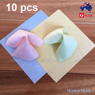 High 10Pc Microfiber Cleaning Cloth For Phone Screen Glasses Camera Lens Cleaner