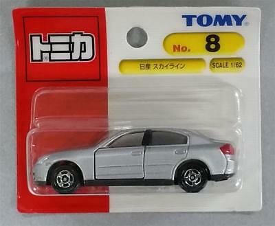 TOMICA 39TH TOKYO MOTOR SHOW 2005 7 NISSAN WINGROAD 1//59 TOMY 18 DIECAST CAR