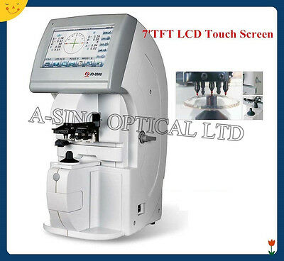 Free Shipping US Solid 7'' LCD Touch Screen Auto Lensmeter Lensometer Focimeter