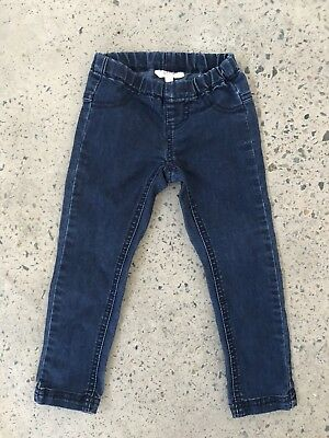 Seed Clothing - Girls Jeans - Size 1 - 2 - EXCELLENT CONDITION