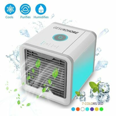 New Air Cooler Air Personal Space Cooler The Quick & Easy Way to Cool Any Space
