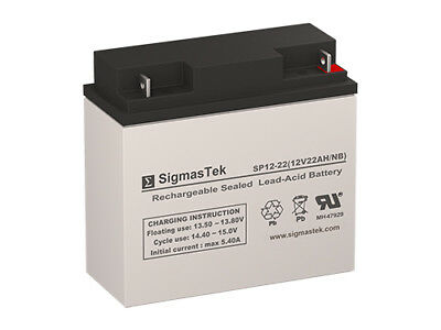 Mighty Max Battery 12V 22AH Gel Battery Replacement for CSB EVX12200 Brand Product