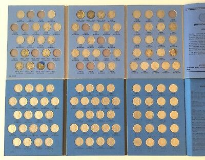 Nickel Collection 1938 to 1995 including silver - incomplete