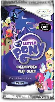 My Little Pony CCG - Premiere Edition Booster Pack - Englisch