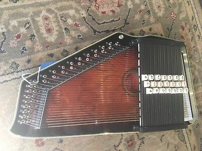 Marque Harp-121 21 Chord 36 String Auto-harp / Zither