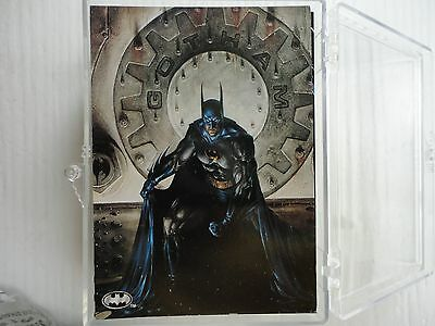 Batman Saga Of The Dark Knight 1994 Skybox Dc Complete Base Card Set Of 100 Dc