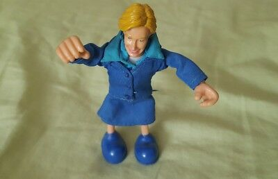 *funny!* Hillary Clinton Action Figure 4 Inches Tall