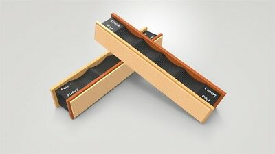 Wicked Edge Blank Leather Strops Pack