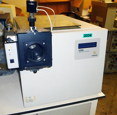 Varian 1200L LC-MS/MS