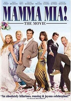 Mamma Mia! The Movie (Full Screen) (Dvd)